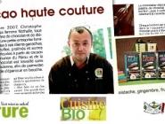 Nature et cacao haute couture