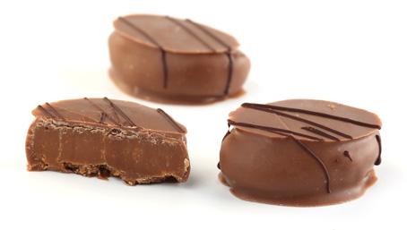 Chocolat CARAMEL AU LAIT
