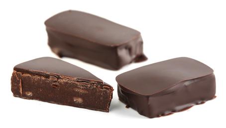 Chocolat carreaux noir