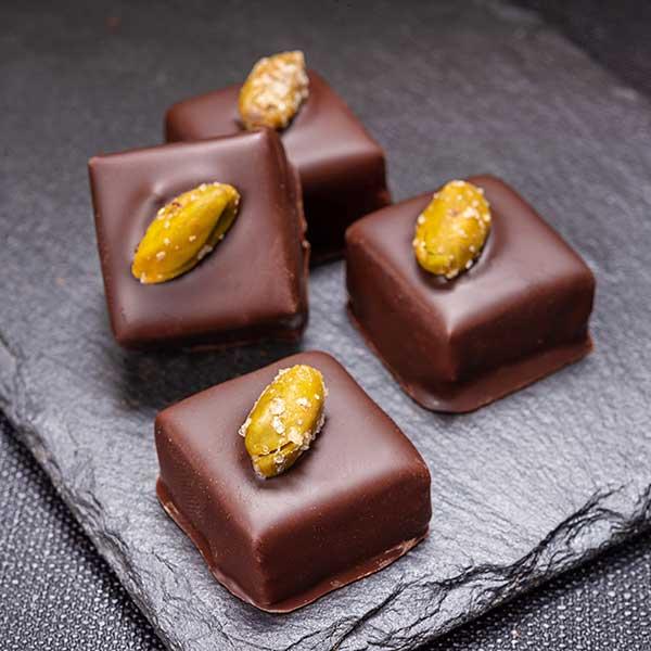 Chocolat praliné noir