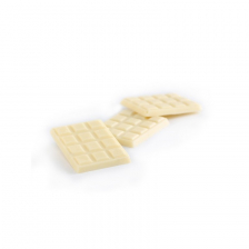 Mini-tablettes blanc